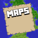 Icon for Maps for Minecraft PE (Map Installer)