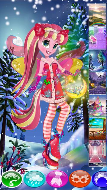 Pony Dolls Dress Up Games screenshot 6