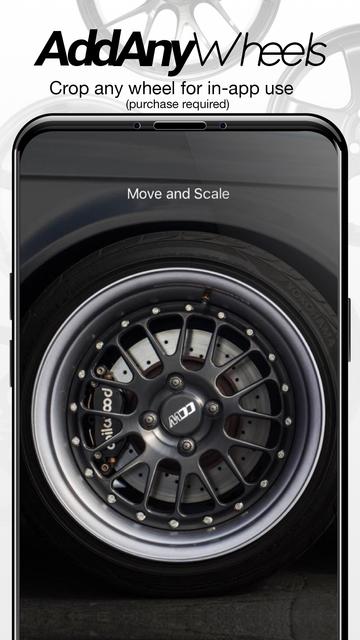 WheelCo - Car Wheel Simulator screenshot 2