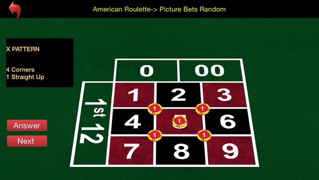 Roulette Trainer screenshot 4