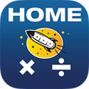 Icon for Rocket Math Multiply at Home