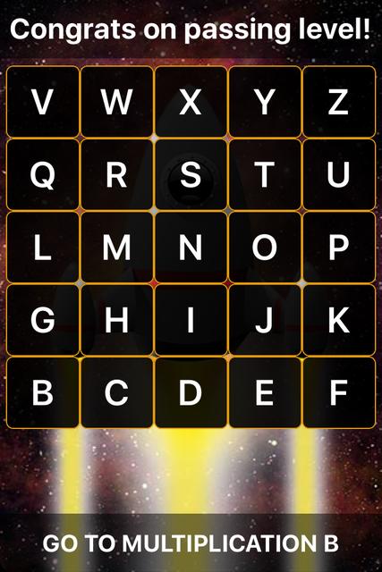 Rocket Math Multiply at Home screenshot 3