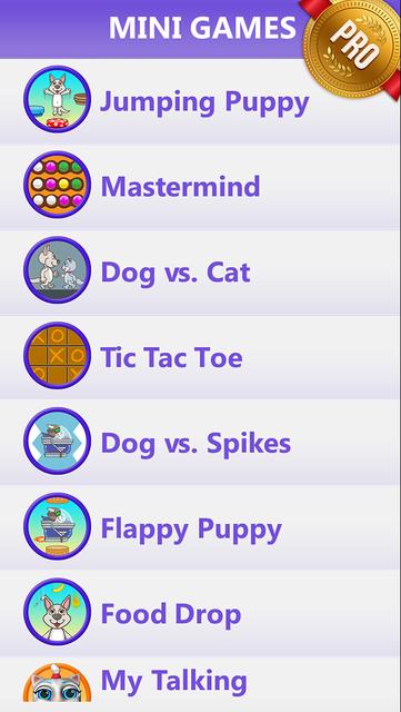 ! My Talking Dog PRO - Virtual Pet screenshot 10