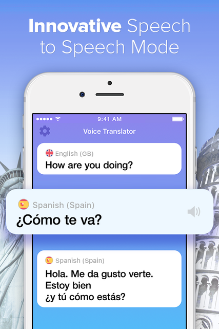 About: Voice Translator with Offline Dictionary - Speak and