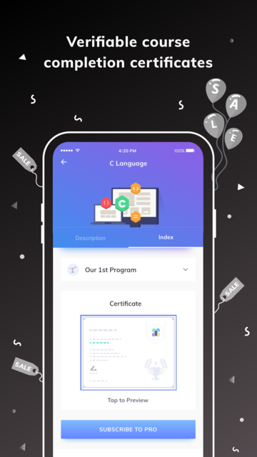 Programming Hub: Learn to code screenshot 12
