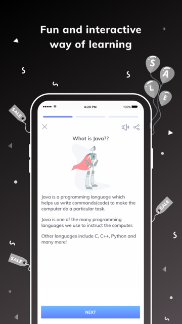 Programming Hub: Learn to code screenshot 19