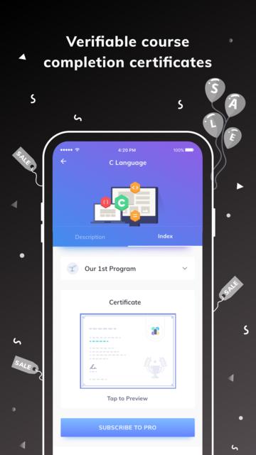 Programming Hub: Learn to code screenshot 24
