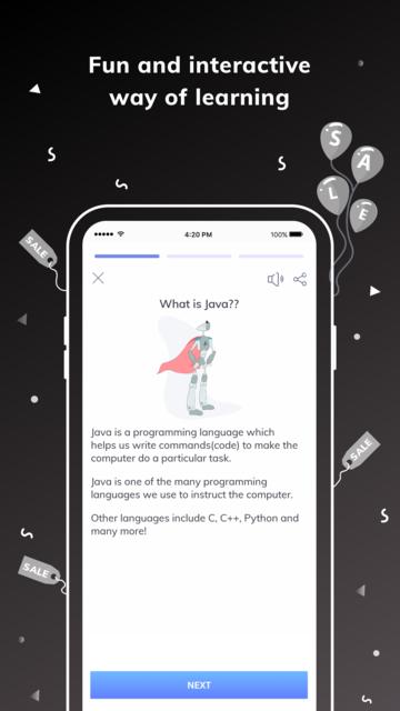 Programming Hub: Learn to code screenshot 25
