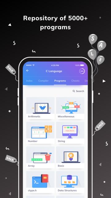 Programming Hub: Learn to code screenshot 27