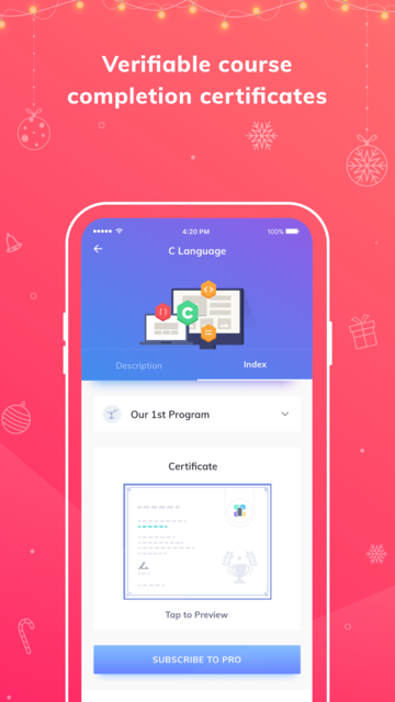 Programming Hub: Learn to code screenshot 30