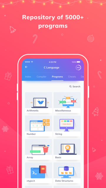 Programming Hub: Learn to code screenshot 33