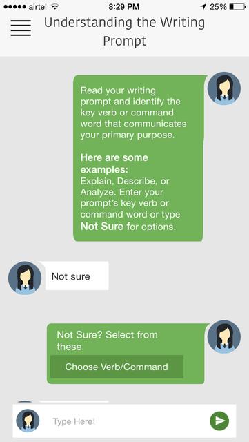 The Write Tool screenshot 3