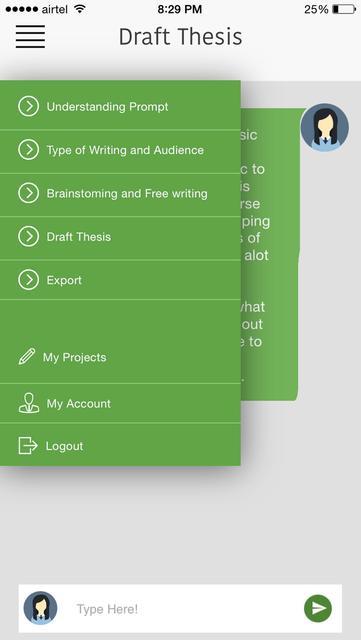 The Write Tool screenshot 5