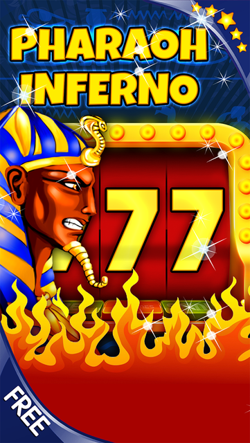 Pharaoh's on Fire Slots and Casino 2 - old vegas way with roulette's top wins screenshot 1
