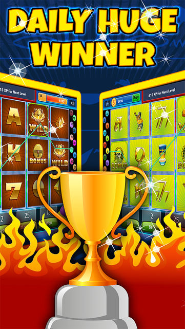 Pharaoh's on Fire Slots and Casino 2 - old vegas way with roulette's top wins screenshot 2