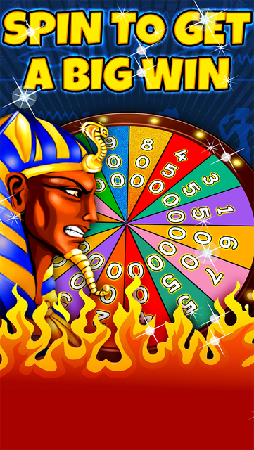 Pharaoh's on Fire Slots and Casino 2 - old vegas way with roulette's top wins screenshot 3