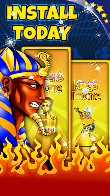 Pharaoh's on Fire Slots and Casino 2 - old vegas way with roulette's top wins screenshot 5