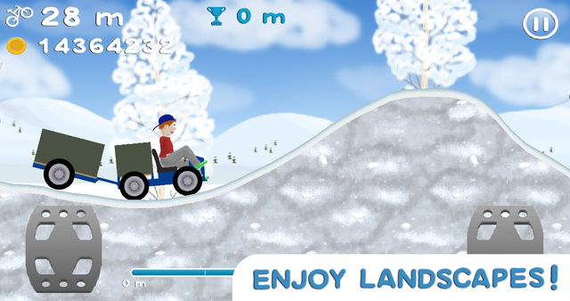 Wheelie Bike screenshot 3