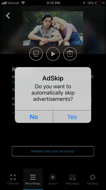 PlayOn Cloud - Streaming DVR screenshot 14