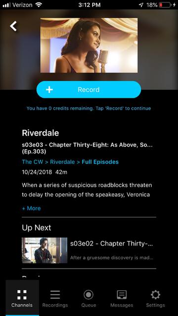 PlayOn Cloud - Streaming DVR screenshot 18