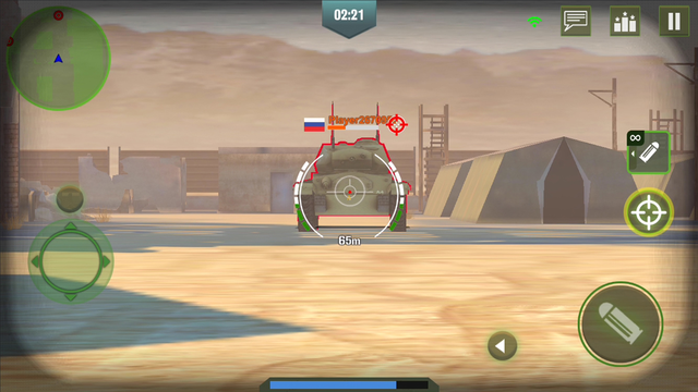 War Machines: Tank Army Games screenshot 6
