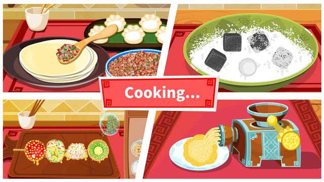 Little Panda Chinese Recipes screenshot 7