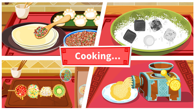 Little Panda Chinese Recipes screenshot 9