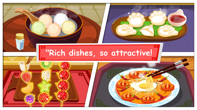 Little Panda Chinese Recipes screenshot 14