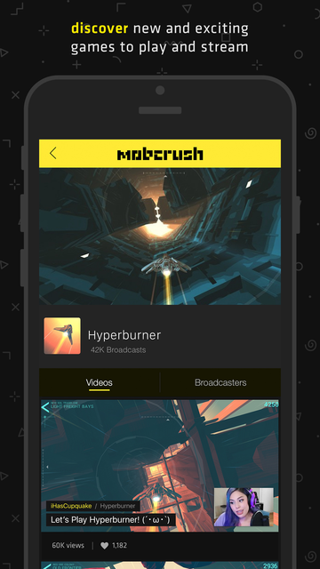 Mobcrush: Livestream Games screenshot 4