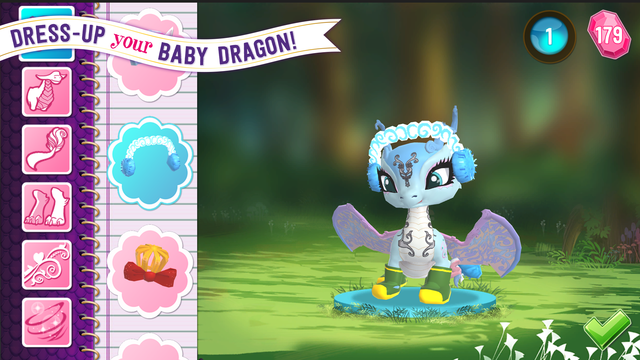 Baby Dragons: Ever After High™ screenshot 13
