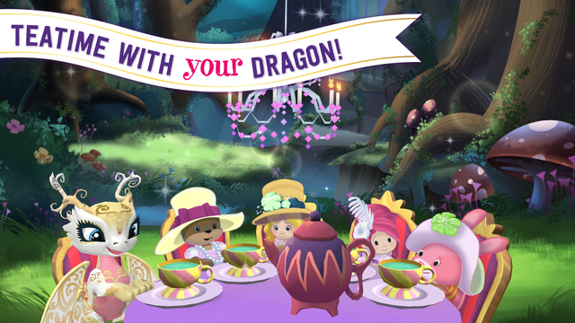 Baby Dragons: Ever After High™ screenshot 15