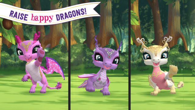 Baby Dragons: Ever After High™ screenshot 17