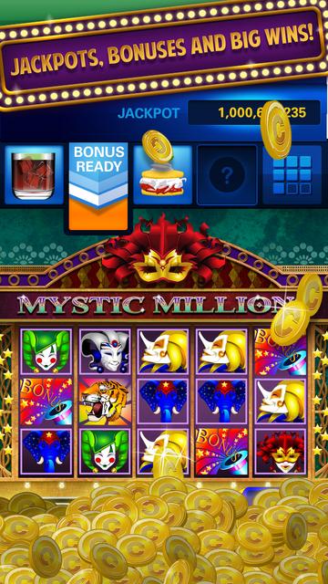 Vegas World Slots Party screenshot 2
