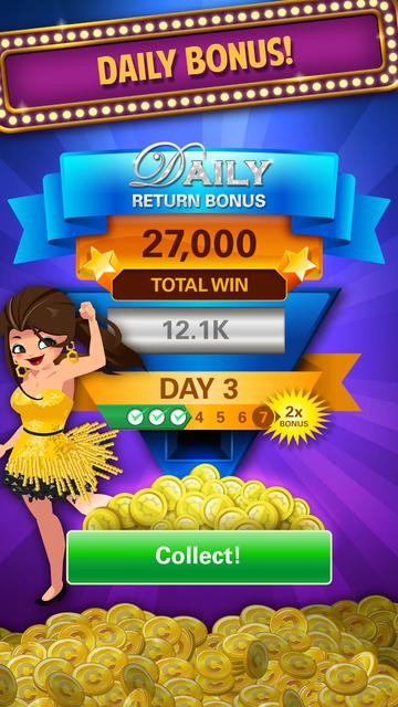 Vegas World Slots Party screenshot 3