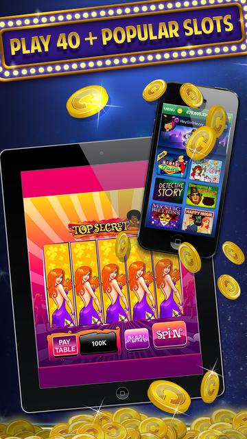 Vegas World Slots Party screenshot 4