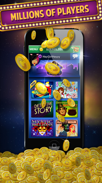 Vegas World Slots Party screenshot 5