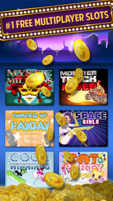 Vegas World Slots Party screenshot 1
