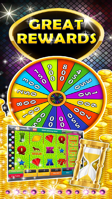 The Right Las Vegas Slots & Casino - a high price payout poker, roulette and party machines screenshot 3