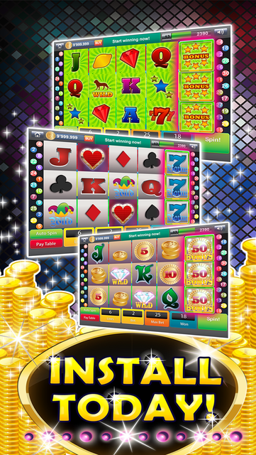The Right Las Vegas Slots & Casino - a high price payout poker, roulette and party machines screenshot 5