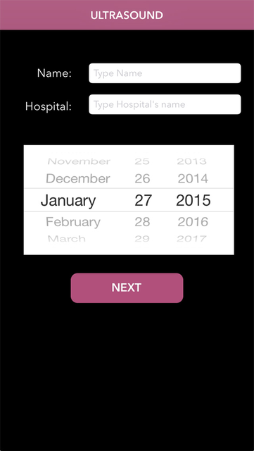 Ultrasound Spoof 2016: Pregnancy Test screenshot 2