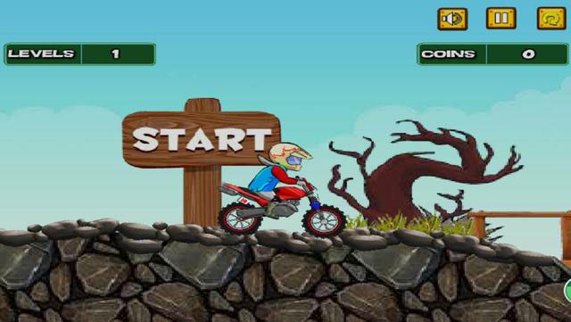 Moto Extreme Ride screenshot 1