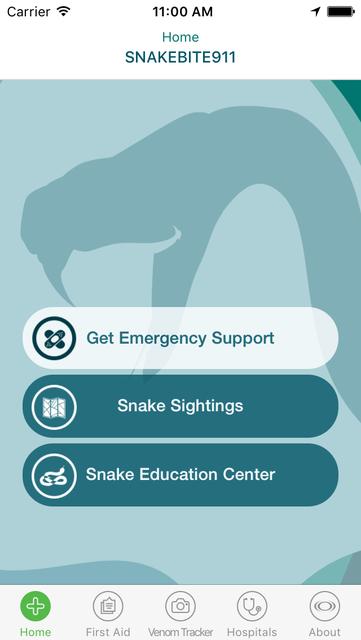 SnakeBite911 screenshot 1