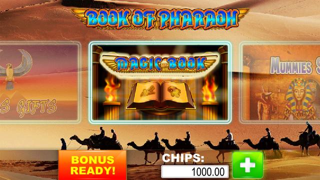 Book of Pharaoh Slots screenshot 6