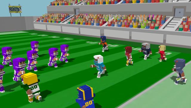 Juke Pro - Football Endless Runner Game screenshot 1