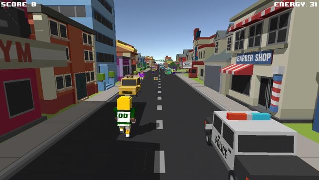 Juke Pro - Football Endless Runner Game screenshot 3