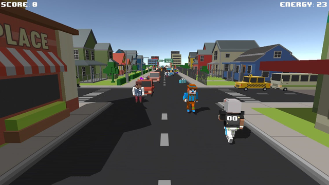 Juke Pro - Football Endless Runner Game screenshot 4