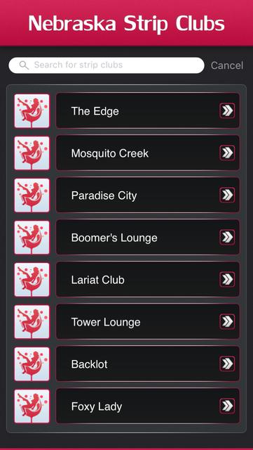 Nebraska Strip Clubs screenshot 2
