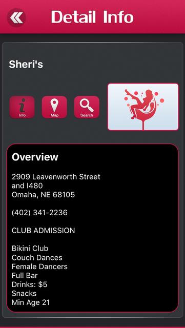 Nebraska Strip Clubs screenshot 3