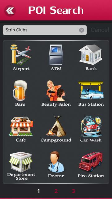 Nebraska Strip Clubs screenshot 4
