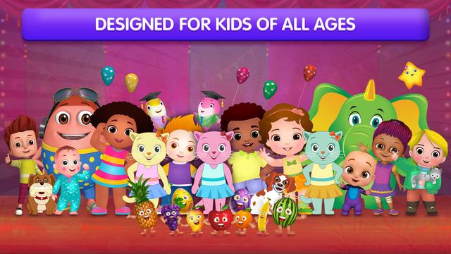 ChuChu TV Nursery Rhymes Lite screenshot 5